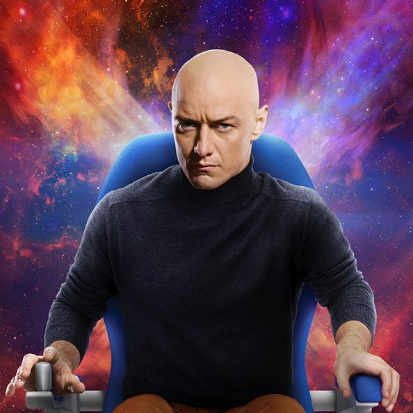 Charles Xavier (Earth-...