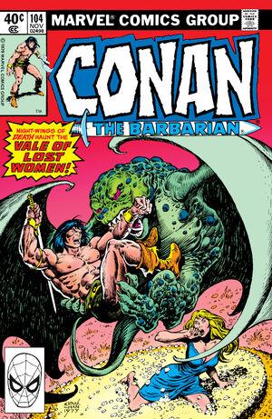 Conan the Barbarian Vol 1 104