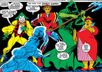 Crazy Gang (Earth-616) from Excalibur Vol 1 4 0001