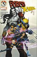 Cyberforce - X-Men Vol 1 1 Silvestri Variant