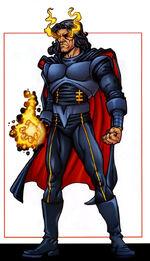 Dane Whitman (Earth-374) from Avengers Assemble Vol 1 1 0001