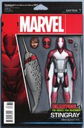 Deadpool & the Mercs for Money Vol 1 1 Action Figure Variant