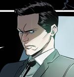 Derek Bishop (Earth-616) from West Coast Avengers Vol 3 7 001