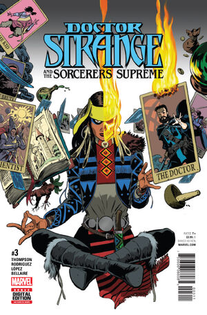 Doctor Strange and the Sorcerers Supreme Vol 1 3