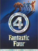 Fantastic Four 1994 cartoon