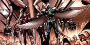 Fraternity of Raptors (Earth-616) from War of Kings Ascension Vol 1 4 001