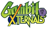 Gambit and the X-Ternals Vol 1 Logo