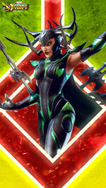 Hela (Earth-TRN670) from Marvel Strike Force 001