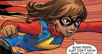 Kamala Khan (Earth-15513) from Secret Wars Secret Love Vol 1 1 0001