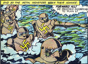 Kessler's Nazi Robots from Marvel Mystery Comics Vol 1 41 0001