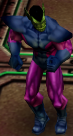 Kl'rt (Earth-6109) from Marvel Ultimate Alliance 001