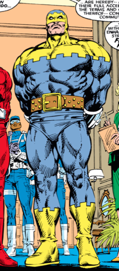 Louis Hamilton (Earth-616) from Uncanny X-Men Vol 1 223