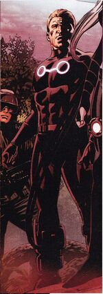 Manifold (Earth-1331) from New Avengers Vol 3 1 001