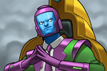 Nathaniel Richards (Kang) (Earth-TRN562) from Marvel Avengers Academy 003