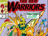 New Warriors Vol 1 5