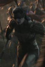 Proxima Midnight (Earth-TRN734) from Avengers Endgame 001