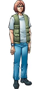 Richard Rory (Earth-616) from Defenders Strange Heroes Vol 1 1 001