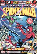 Spectacular Spider-Man (UK) Vol 1 185