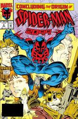Spider-Man 2099 Vol 1 3