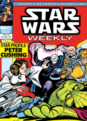 Star Wars Weekly (UK) Vol 1 106