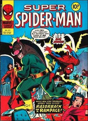 Super Spider-Man Vol 1 271