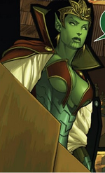 Veranke (Earth-10021) from What If Secret Invasion Vol 1 1 001