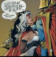 Wanda Zatara (Earth-9602) from Doctor Strangefate Vol 1 1 002