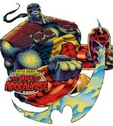 Wolverine (Holocaust) (Earth-295)