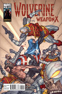 Wolverine Weapon X Vol 1 12