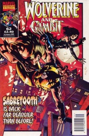 Wolverine and Gambit Vol 1 62