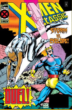 X-Men Classic Vol 1 105