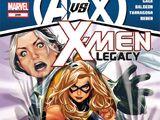 X-Men: Legacy Vol 1 269