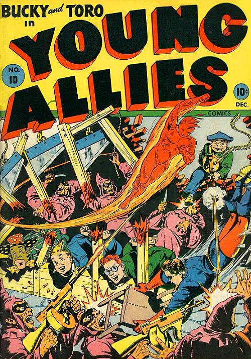 Young Allies Vol 1 10