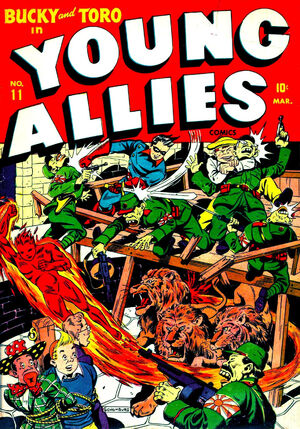Young Allies Vol 1 11
