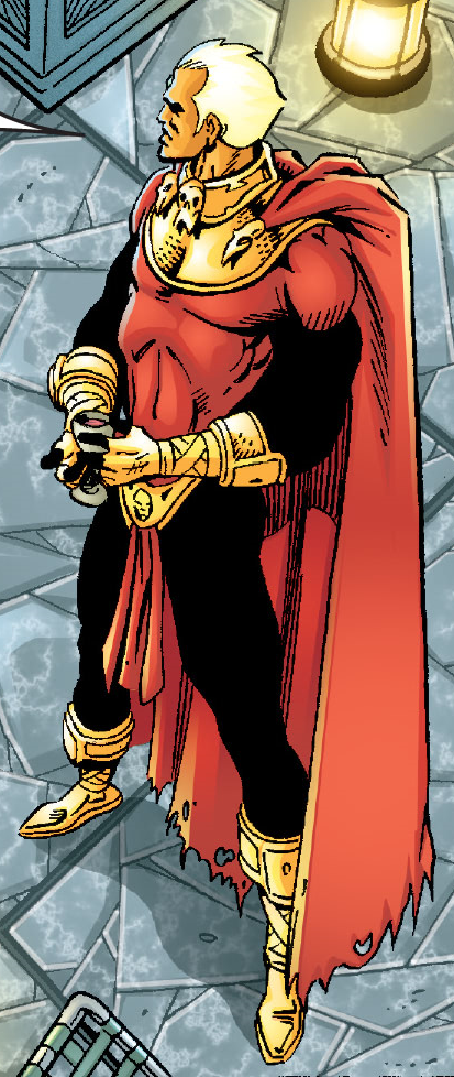 Adam Warlock (Earth-4321) from Marvel Universe The End Vol 1 1 001
