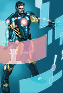 Anthony Stark (Earth-616) from Iron Man Fatal Frontier Infinite Comic Vol 1 8 001