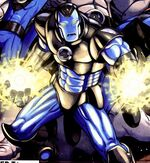 Anthony Stark (Earth-90266) from What If? Newer Fantastic Four Vol 1 1 0002