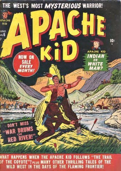 Apache Kid Vol 1 6