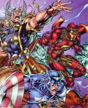 Avengers Vol 2 8 Textless