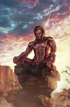 Avengers World Vol 1 5 Textless