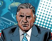 Brett (News Anchor) (Earth-616) from Captain America Sam Wilson Vol 1 13 001