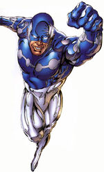 Captain Universe (Earth-616) from All-New Official Handbook of the Marvel Universe Vol 1 2 0001