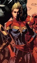 Carol Danvers (Earth-71535) from Guardians of Knowhere Vol 1 3