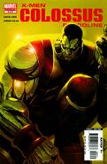 Colossus Bloodline Vol 1 3