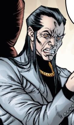 Daniel Kaufman (Earth-616) from District X Vol 1 2