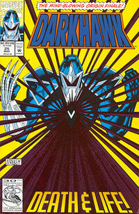 Darkhawk Vol 1 25