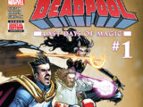 Deadpool: Last Days of Magic Vol 1 1