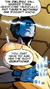 Delphic (Legion Personality) (Earth-616) from X-Men Legacy Vol 1 249 0001