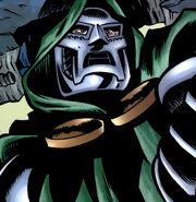 Doombot from Avengers & the Infinity Gauntlet Vol 1 1 001
