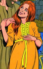Elizabeth (Earth-616) from Life of Christ Vol 1 1 0001